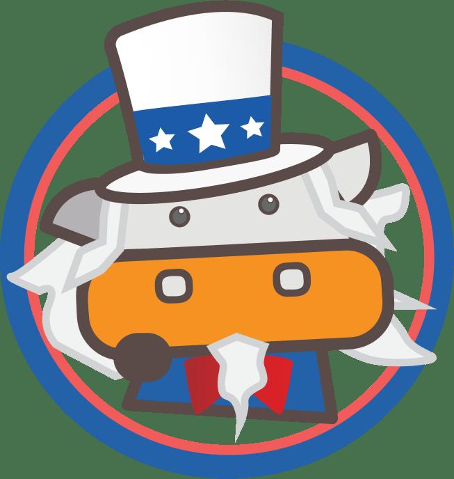 Uncle Sam Zebee