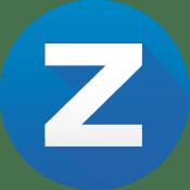 Z app icon - zebu